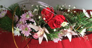 new-year arrange